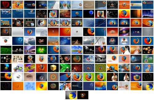 132 Cool Firefox Wallpapers