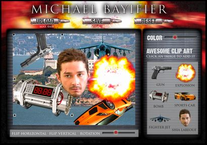 THE MICHAEL BAYIFIER